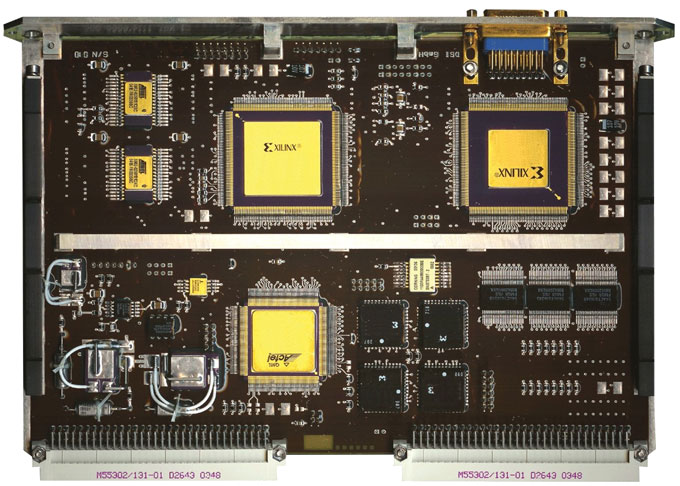 Crypto Co-Processor Board